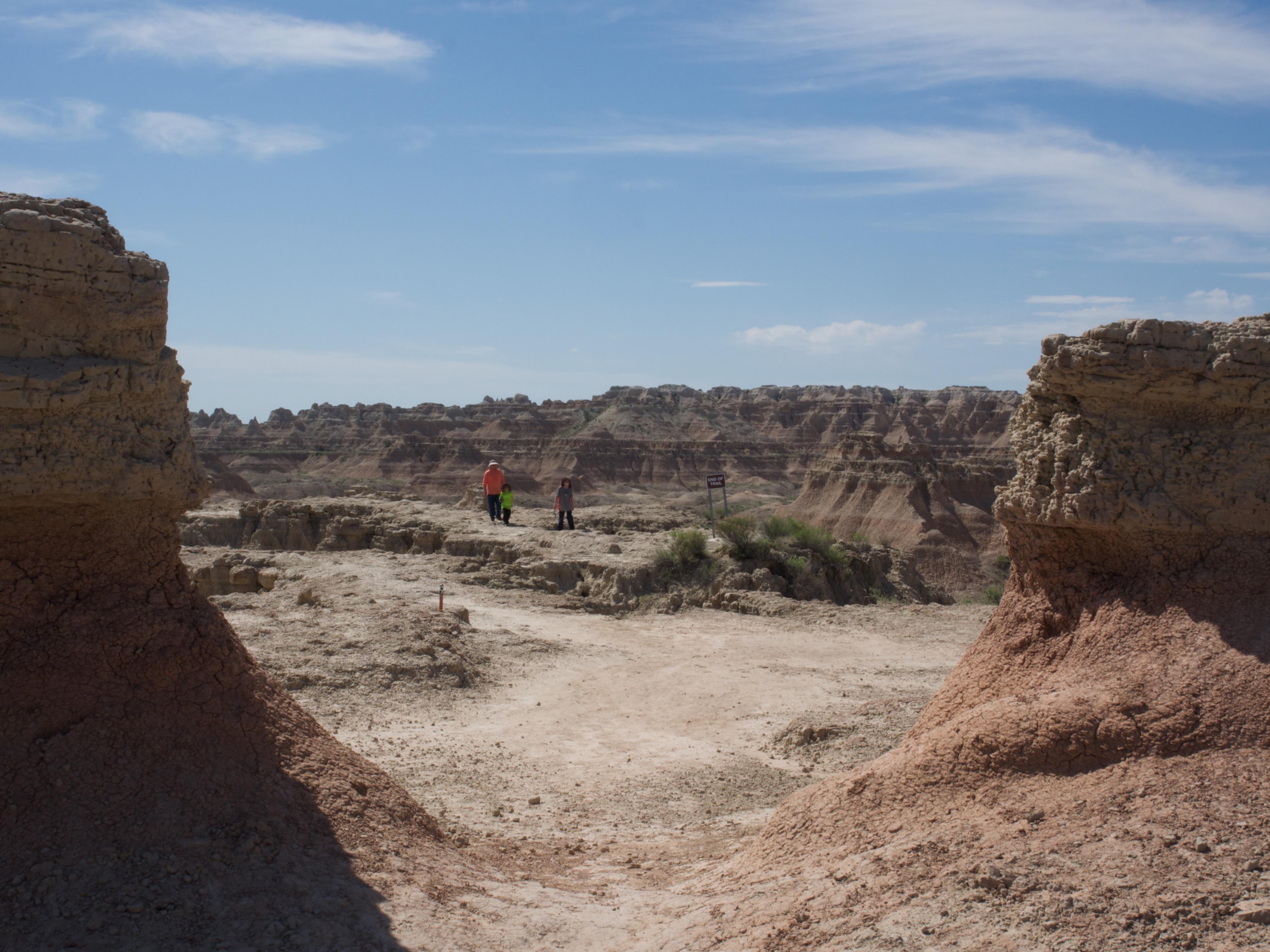 Minutemen, Missiles and Badlands… OH MY! – Breighton\'s Journey